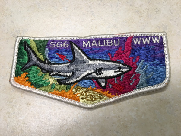 OA Lodge 566 Malibu S4 Flap
