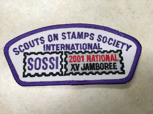 2001 National Jamboree SOSSI CSP