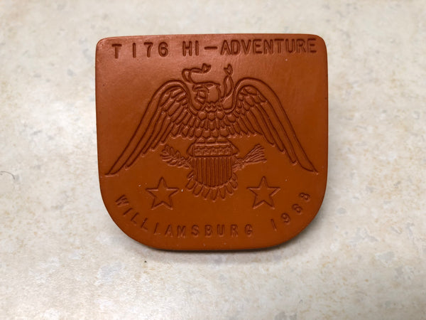 1968 Troop 176 Hi-Adventure Williamsburg NEAL Slide - Small R