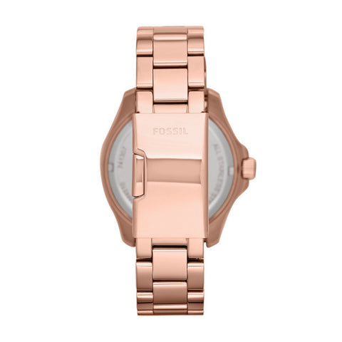 Cecile Multifunction Watch, Rose Gold