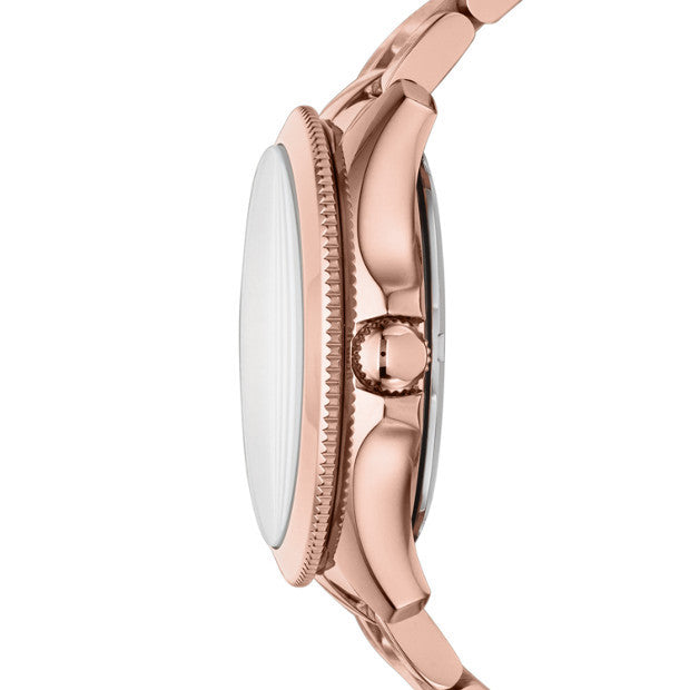 Cecile Multifunction Watch, Rose Gold - The Loft Boutique - Accessory  - 3