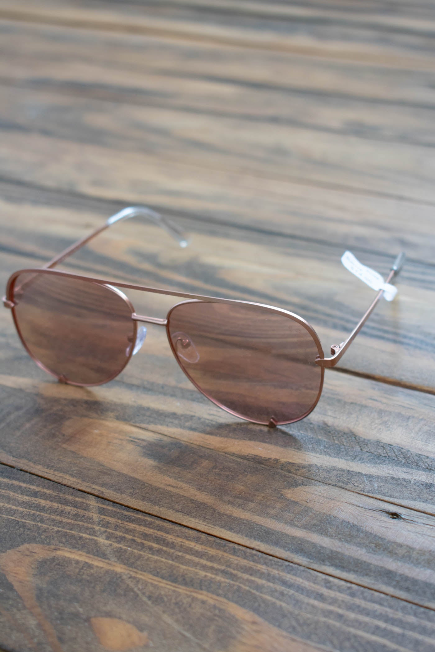 7th Calvary Aviator Sunnies, Rose