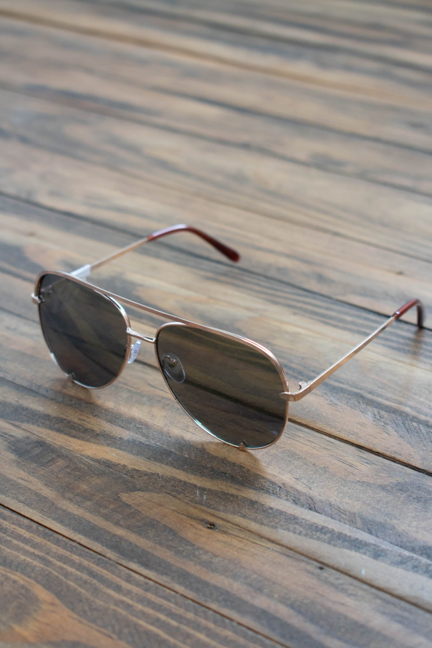 7th Calvary Aviator Sunnies, Gold
