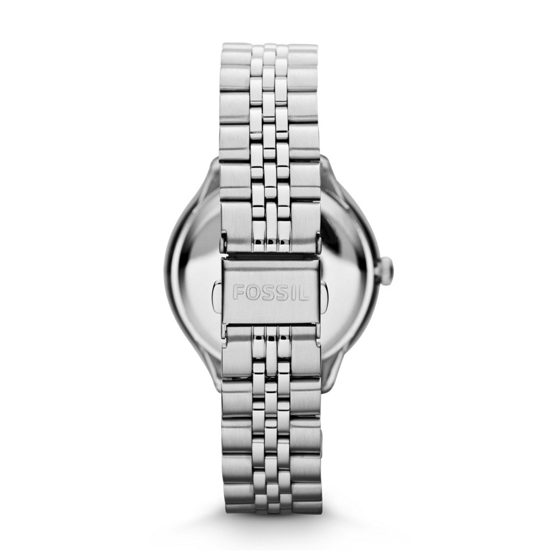 Editor Multifunction Watch, Silver - The Loft Boutique - Accessory  - 2