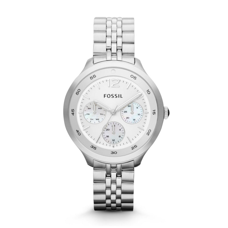 Editor Multifunction Watch, Silver by Fossil
