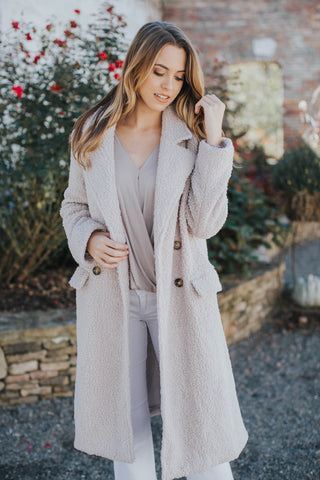 Piper Bell Sleeve Sweater, Oatmeal