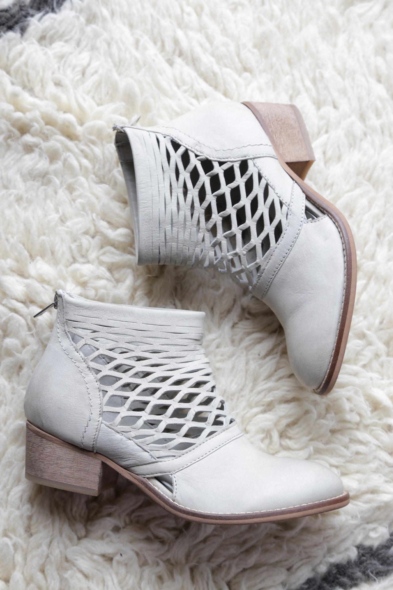 Cali Laser Cut Boot | Rebels