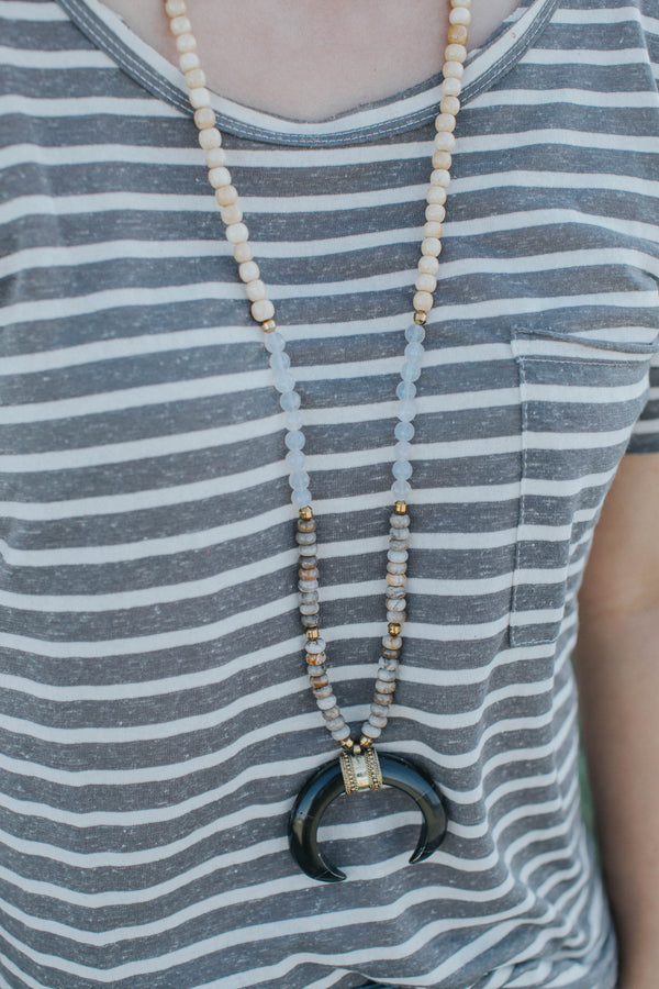 The Melanie Necklace | Betsy Pittard Designs
