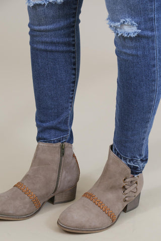 Charbel Boot, Khaki  | Rebels