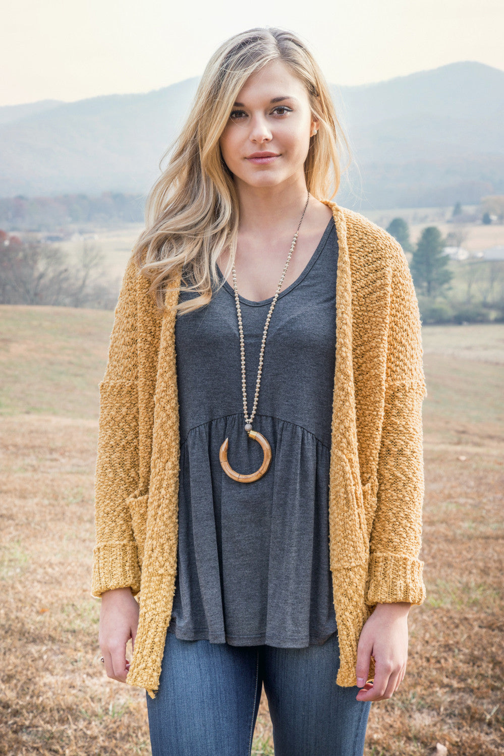 The Colby Necklace | Betsy Pittard Designs