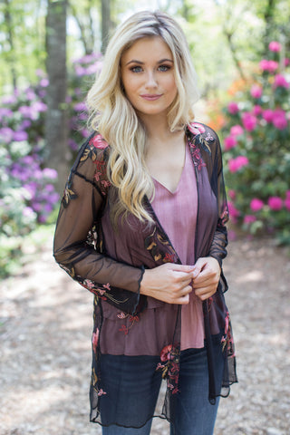 Crochet Vest Cardigan, Natural
