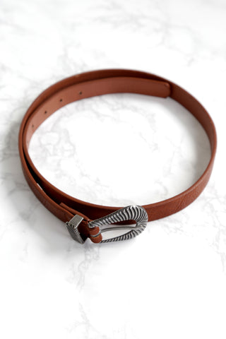 Remington Belt, Brown