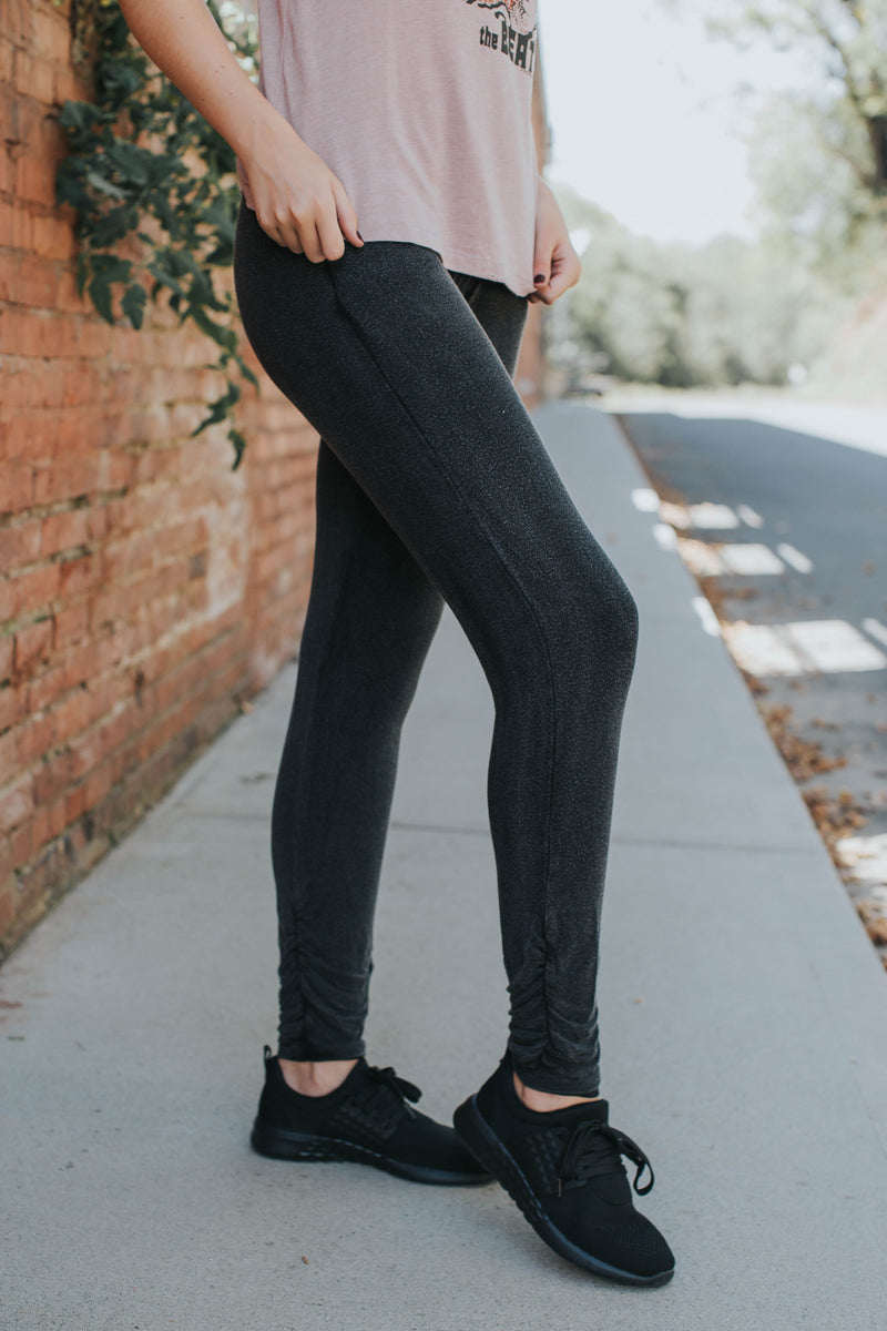 Cinched Jogger Pants, Black | Women's Activewear