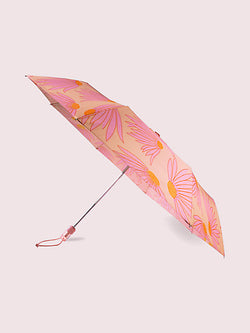 Falling Flower Travel Umbrella, Pink | kate spade new york