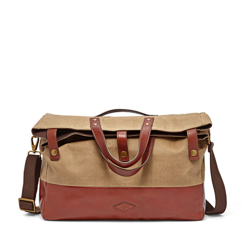 Gordon Foldover Tote - The Loft Boutique - Accessory  - 2
