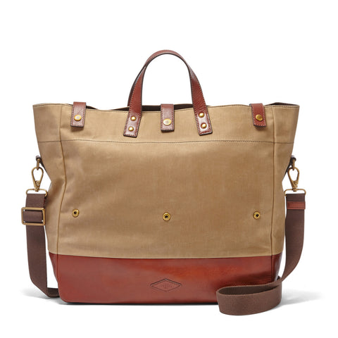 Emma EW Crossbody, Tan