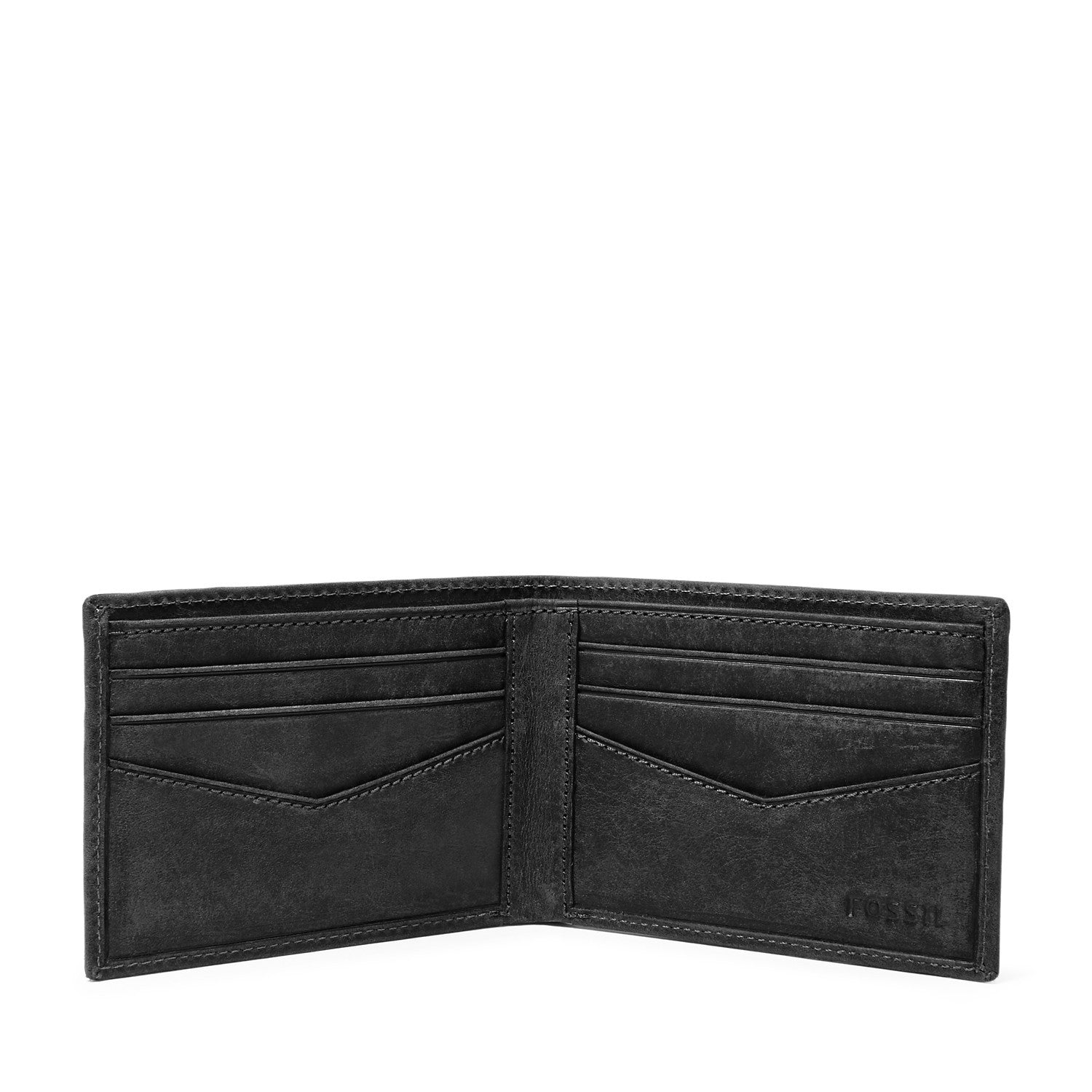*Anderson Front Pocket Bifold Wallet, Black - The Loft Boutique - Accessory  - 2