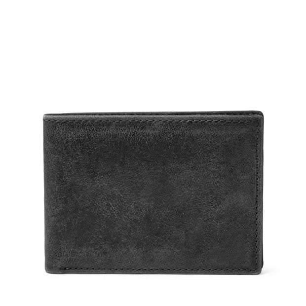 *Anderson Front Pocket Bifold Wallet, Black - The Loft Boutique - Accessory  - 1