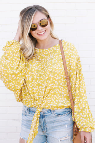 Riverwalk Button Down Jumpsuit, Mustard