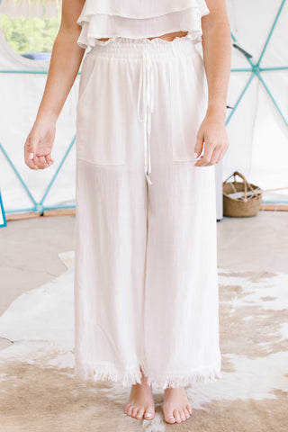 Soft Light Lace Maxi Dress, Off White