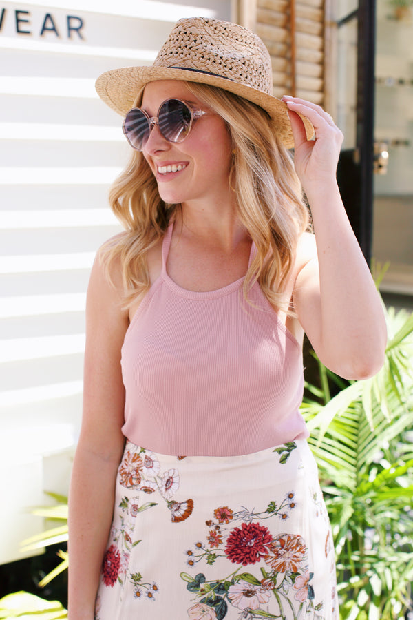 women's summer halter tops