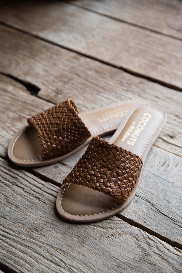 Zuma Sandal, Saddle | Coconuts By Matisse