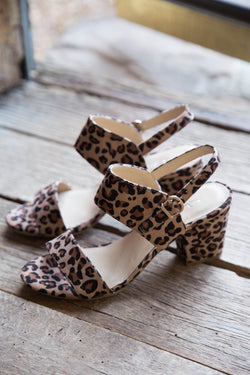 Spot On Sandal, Leopard | Chinese Laundry | Women's Shoes