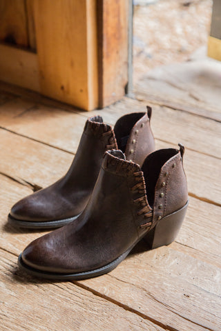 Santa Fe Cut Out Boot, Coffeebean | OTBT