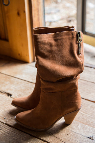 Prize Pull On Bootie, Taupe