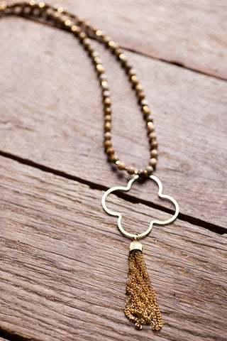 The Susie Necklace, Natural | BPD