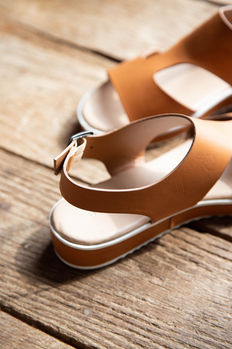 Bestie Sandal, Tan | Women's Shoes