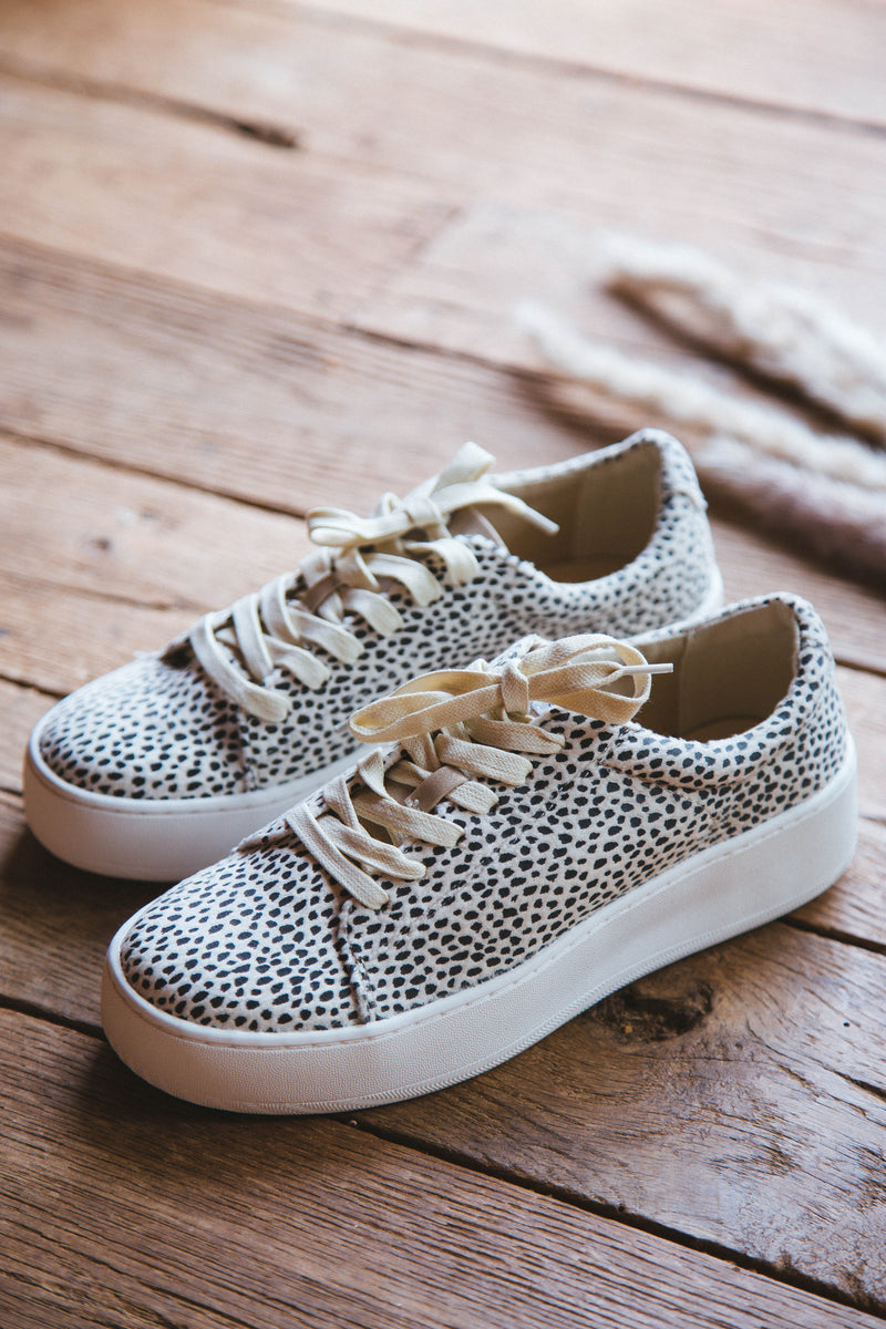 BFF Platform Sneaker, Natural Leopard | Coconuts by Matisse