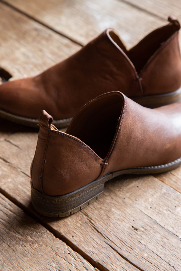 Graham Short Boot, Tan by Very Volatile