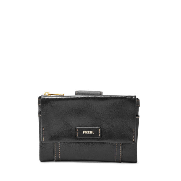 *Ellis Multifunction Wallet, Black | Fossil - The Loft Boutique - Accessory  - 1