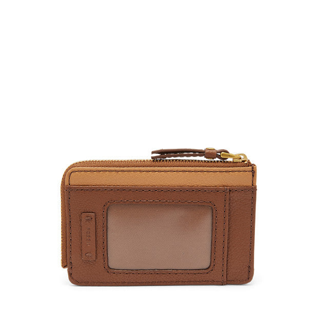 Keely Tab Card Case, Neutral by Fossil