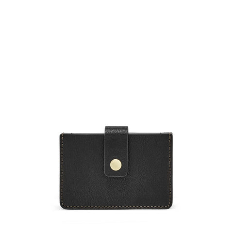 Emi Tassel Saddle Bag, Espresso