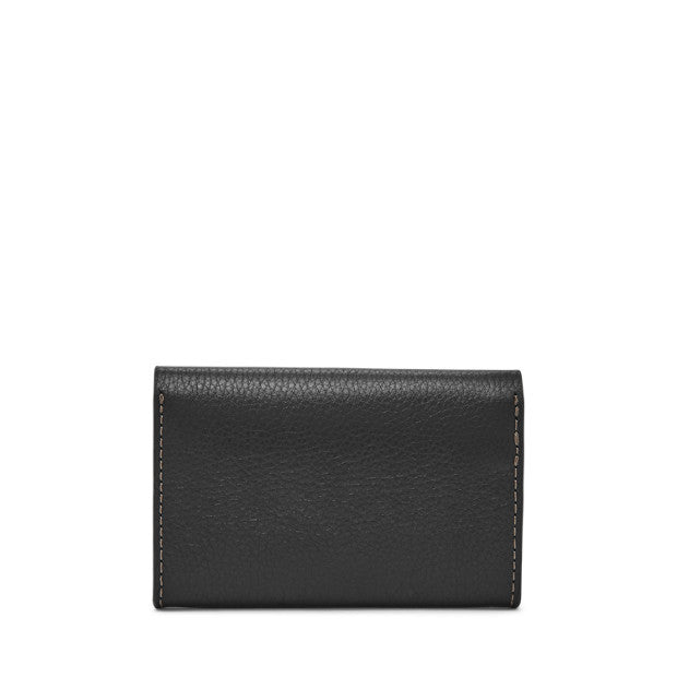 Haven Card Case, Black | FOSSIL