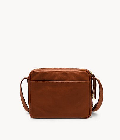 Mila Crossbody, Brandy | Fossil®