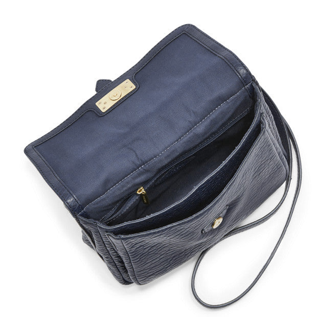 Maddie Small Crossbody, Navy - The Loft Boutique - Accessory  - 3