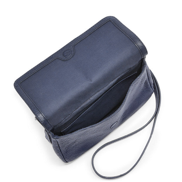 Maddie Small Crossbody, Navy - The Loft Boutique - Accessory  - 4