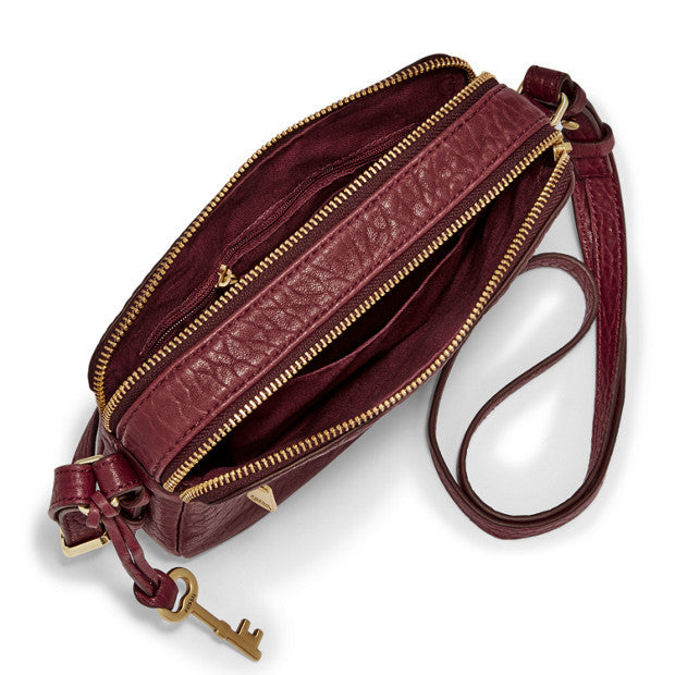 Fossil | Piper Toaster Bag, Burgundy
