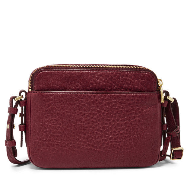 Piper Toaster Bag, Burgundy | Fossil