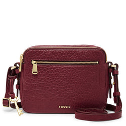 Piper Toaster Bag, Burgundy by Fossil