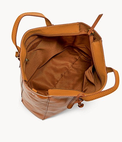 Camilla Backpack, Tan | Fossil®