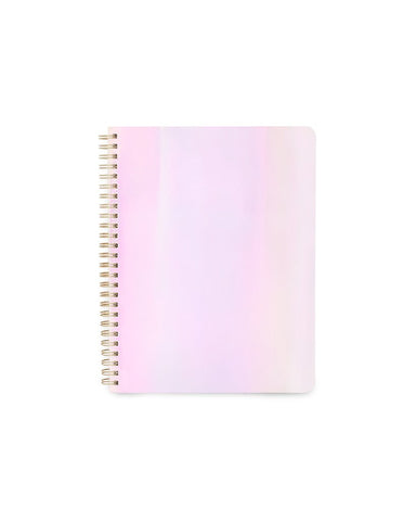 ROUGH DRAFT MINI NOTEBOOK - PEARLESCENT | Ban.do