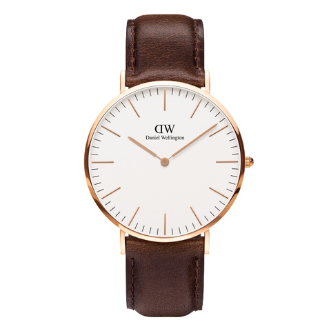 Classic Bristol, Brown 40mm - The Loft Boutique - Accessory  - 1