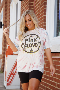 Pink Floyd Eclipse Weekend Tee, Tie Dye | DayDreamer