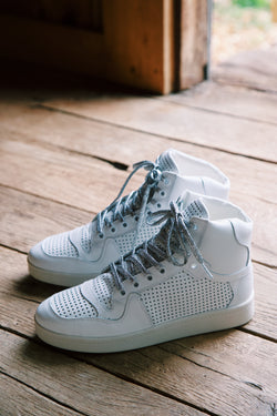 Girl Crush High Top Sneaker, White | Matisse