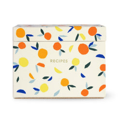 Recipe Box, Citrus Twist | kate spade new york | Gifts