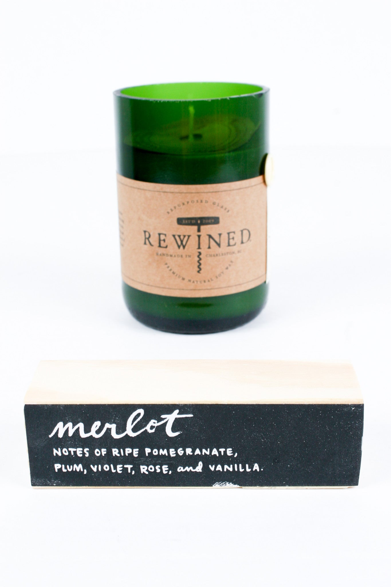 Rewined Candles - The Loft Boutique - Gifts  - 4